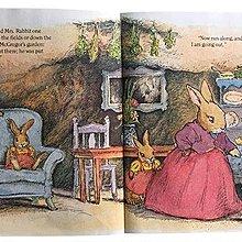 英文原版繪本 Gingerbread Man The Tale of Peter Rabbit  The Little Red Hen 3本兒童啟蒙童話晚安故事