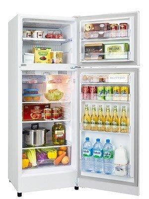 【可可電器】SAMPO聲寶 250L 節能省電雙門冰箱 SR-L25G / SRL25G《來電享優惠》
