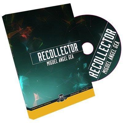 魔術魂道具Shop  美國 ~Recollector by Miguel Angel G