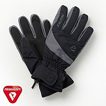 -滿3000免運-[The North Face雙和專賣店]Route8 KORUS 防水保暖手套(黑色) 可觸控滑屏