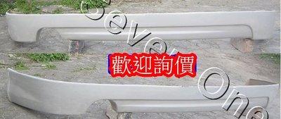☆ SEVEN ONE ☆ MAZDA5 K版 後下巴 中包
