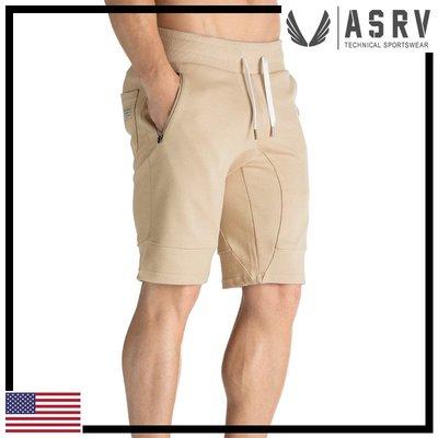 ►瘋狂金剛◄ 米色 ASRV Reinforced Shorts 加固運動短褲