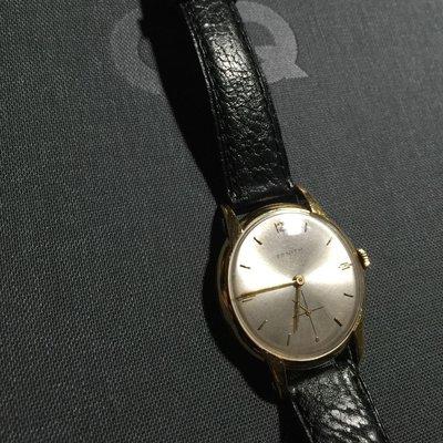 ZENITH cal.106 (18K 750 gold) 手上鍊機械錶 可交流