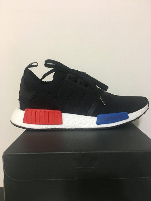現貨 Adidas Nmd og 初代 藍紅 BOOST us7.5 us8.5
