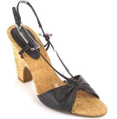 【美衣大鋪】☆ Enzo Angiolini 正品☆Larson leather high heel 契型鞋