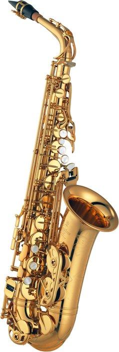 造韻樂器音響- JU-MUSIC - 全新 YAMAHA YAS-875EXG 中音薩克斯風 Alto Sax