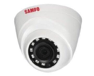 數位通訊~SAMPO 聲寶 球型 紅外線攝影機 1080P 200萬畫素 四合一 CVI AHD TVI CVBS
