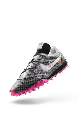 (27cm)NIKE X OFF-WHITE 男女款WAFFLE RACER(ATHLETE IN PROGRESS)台灣官網公司貨