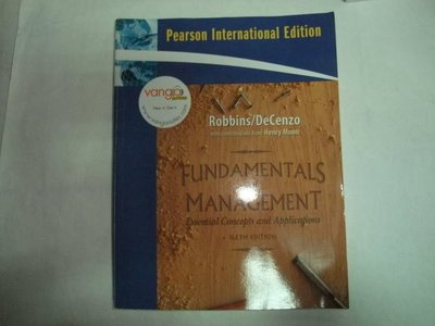 Fundamentals of Management 6/e Stephen P. Robbins