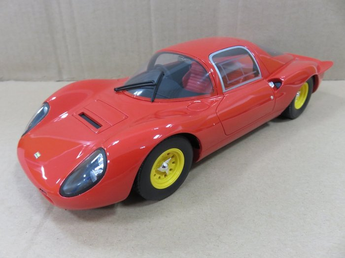 =Mr. MONK= CMR Models Ferrari Dino 206 S Coupe