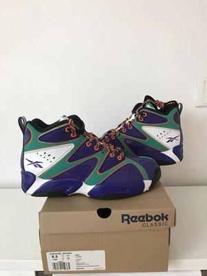 【RS只賣正品】REEBOK KAMIKAZE I MID MSH 野獸 KEMP 亮皮 蜂巢 M41453 籃球鞋