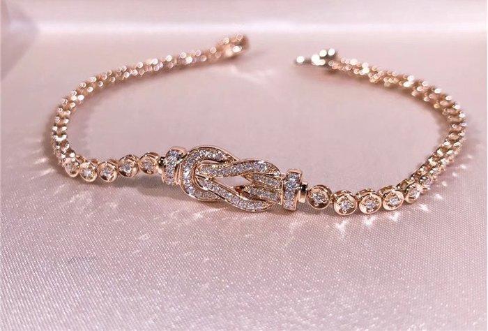 【黛恩&聖蘿蘭珠寶】點開看更多款式 西班牙設計師款鑽石手鍊 婚戒對戒鑽戒線戒項鍊耳環手鐲別針腳鏈戒指翡翠綠寶紅寶藍寶