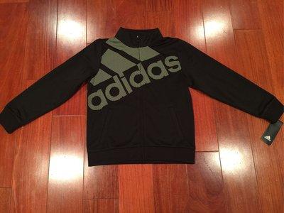 Adidas 男大童外套 尺寸M