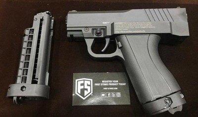 華山玩具FIRST STRIKE COMPACT - FSC 鎮暴槍 短小好攜帶 勤務型 訓練/鎮暴用槍