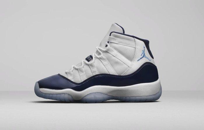 "沃皮斯§Air Jordan 11 ""Win Like 82"" 378037-123"
