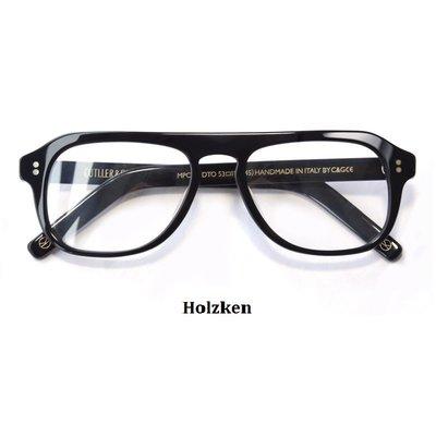 導演版 Cutler and Gross Kingsman 金牌特務眼鏡 手工框 眼鏡架 手工製鏡框(紳士黑)