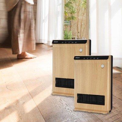 美兒小舖COSTCO好市多線上代購~Airmate 艾美特人體感知陶瓷電暖器HP12105R(2入組)