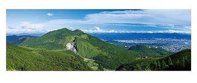 【街頭巷尾】看見台灣 台北 七星山 950-T015 【950片夜光拼圖】