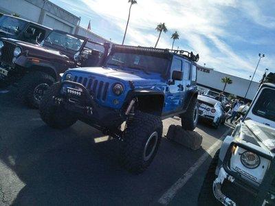 DJD19090919 Jeep wrangler 前保桿 依版本及當月報價為準