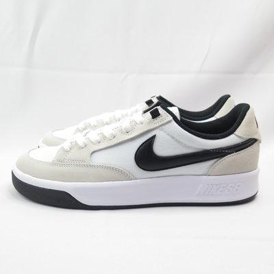 NIKE SB ADVERSARY PRM 男款 休閒鞋 滑板鞋 CW7456100 白x灰x黑【iSport 愛運動】