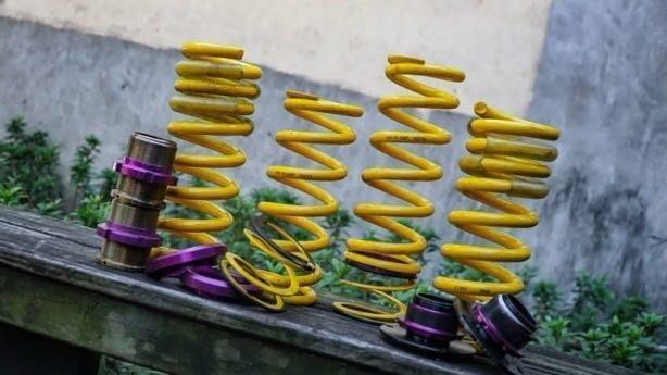 國豐動力 AMG C43 W205 S205 C205 C400 C450 C200 四輪驅動 KW 可調彈簧 現貨供應 歡迎洽詢 未含工資