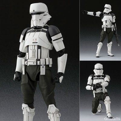 S.H.Figuarts SHF 星際大戰外傳 Rogue One 俠盜一號 Hover 坦克 達克 指揮官