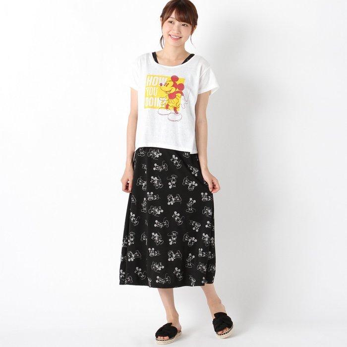 迪士尼Disney《預購》米奇 兩件式連身裙套裝~日本正品~共3色~心心小舖