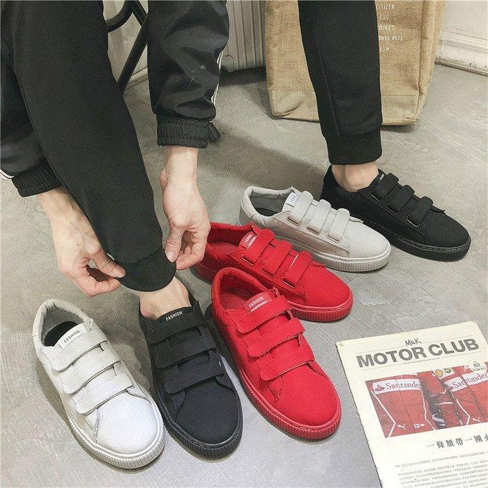 衣萊時尚-熱賣款 男鞋春季新款男士帆布休閑學生百搭夏季韓版潮流板鞋社會潮鞋