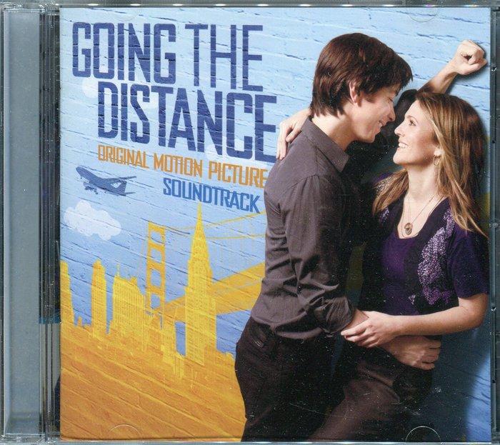 【塵封音樂盒】真愛零距離 Going the Distance 電影原聲帶