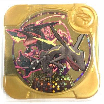 絕版品 第11彈 Z1-RE 金卡 烈空座 可刷 台機落卡 神奇寶貝 Pokémon Tretta 卡匣 非獎盃P卡