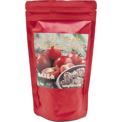 ◎亨源生機◎海鹽番茄梅 果乾 番茄 梅子 海鹽 蜜餞 果肉厚實 零嘴 全素可用 天然食材 無添加