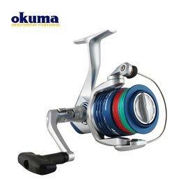 全新 OKUMA  XiongerII 熊耳 PE版 捲線器 2000型 penn shimano daiwa abu evo