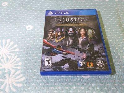 格里菲樂園 ~ PS4 INJUSTICE GODS AMONG US 超級英雄:武力對決  英文版