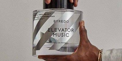 百瑞德 最新聯名系列 Byredo off-white Elevator music  (電音狂潮)  淡香精 100ml 附提袋