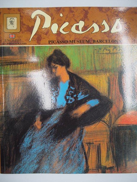 【月界二手書】Picasso Museum, Barcelona_Javier Costa Clavell〖藝術〗AIZ