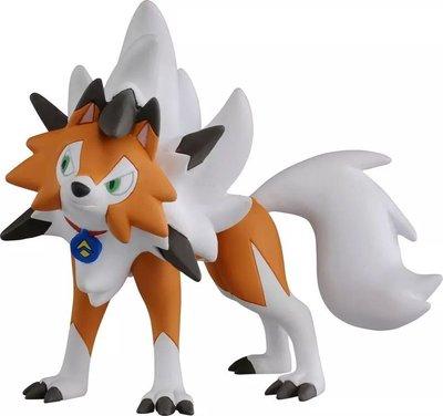 現貨 正版TOMY 精靈寶可夢 神奇寶貝 EX ESP 05 鬃岩狼人 黃昏型態 究極防衛隊版