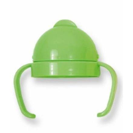 【紫貝殼】DOOBY 大眼蛙 神奇喝水杯 替換杯蓋【保證原廠公司貨】綠色款