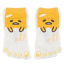 【莓莓小舖】正版 ♥ Sanrio 三麗鷗 成人五趾襪 蛋黃哥 五趾襪 五指襪