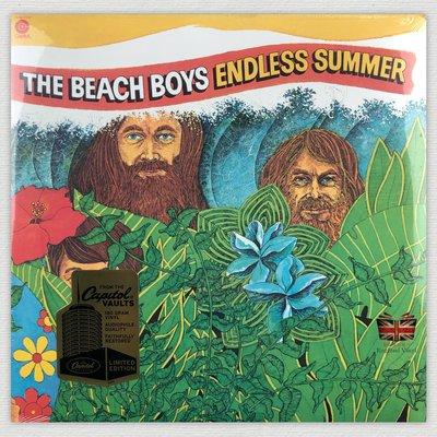 [英倫黑膠唱片Vinyl LP] 海灘男孩合唱團/無盡的夏日 The Beach Boys Endless Summer