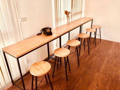 工業風桌椅 工業風 北歐 鄉村 桌子 椅子 復古 咖啡廳 吧檯桌 復古桌椅 桌椅 普普風桌椅  家具 實木家具 實木 餐桌 餐椅 酒吧 開店 台灣製造