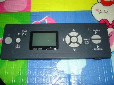 [大隆賣場] Epson  GS6000控制面板[拆機正常品]