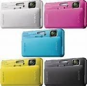 銀色SONY TX10 數位相機 日本製 二手功能正常 保固七天