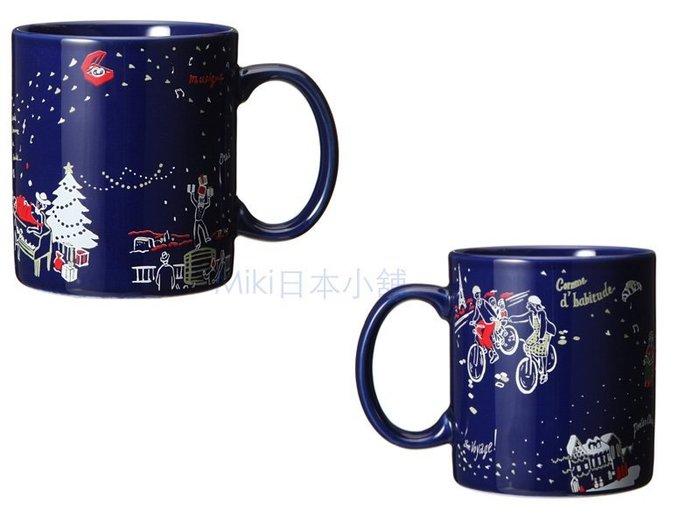 *Miki日本小舖*日本星巴克 Starbucks xPORTER CLASSIC 2015年聖誕節限定馬克杯