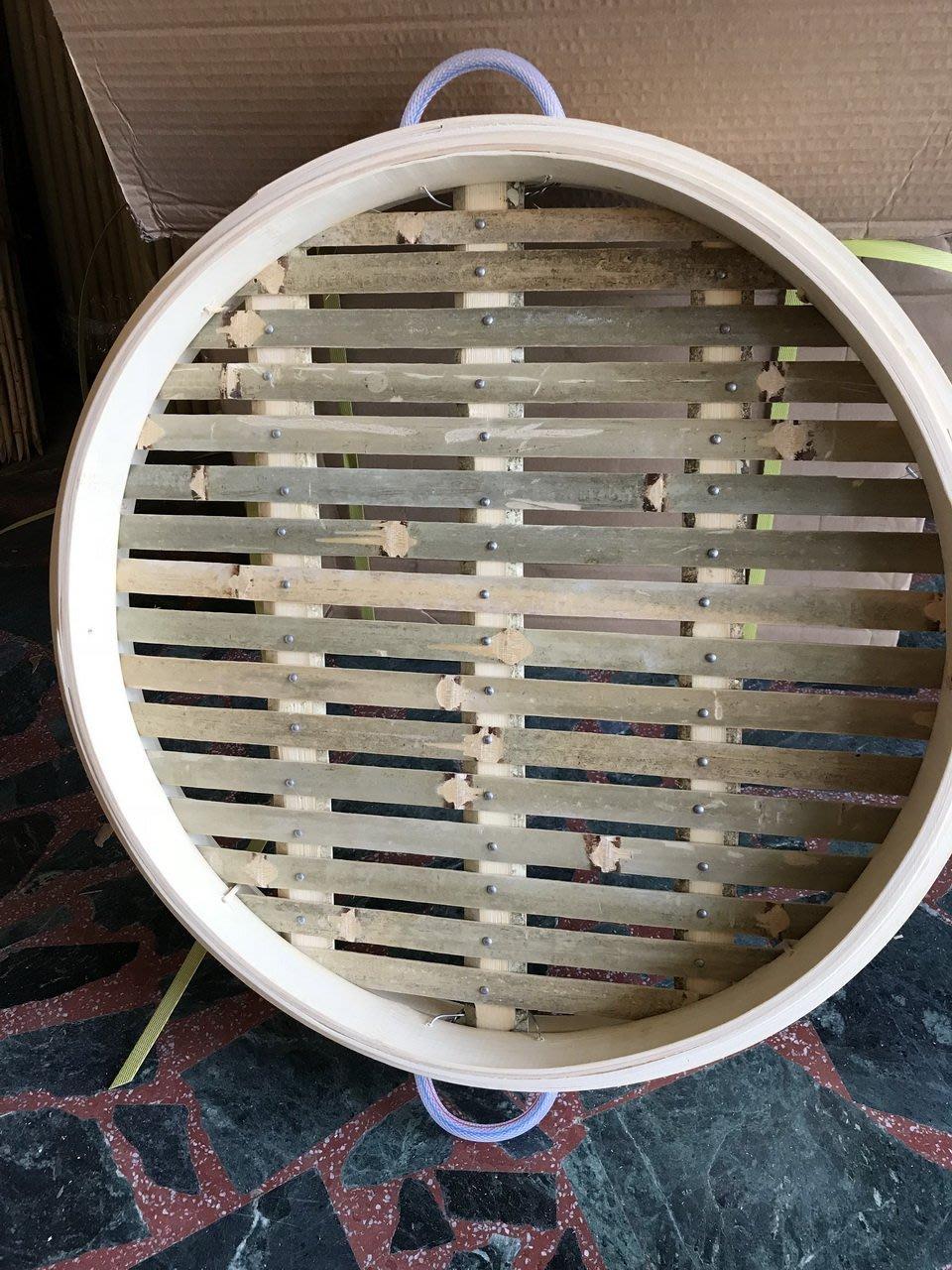 肉圓蒸籠底--外直徑1尺8寸半*高8寸半(S72-33-056-10