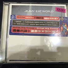 *還有唱片行*JIMMY EAT WORLD 二手 Y9147