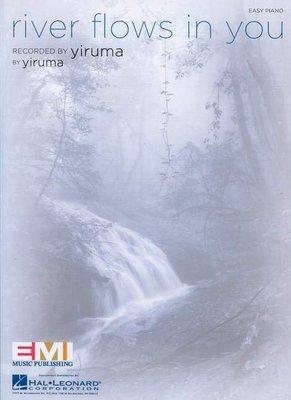 【愛樂城堡】鋼琴譜=李閏珉-你的心河單曲鋼琴獨奏譜RIVER FLOWS IN YOU (Yiruma) -Piano