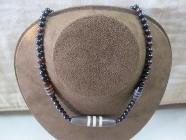 二手舖 NO.3186 天眼珠項鍊 手鍊 項鍊 手珠 首飾飾品
