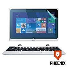 『PHOENIX』Acer Switch 10 專用 保護貼 高流速 防眩霧面 + 鏡頭貼