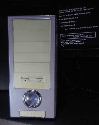 【窮人電腦】跑DOS系統!自組技嘉工業主機出清!雙北桃園可親送!外縣可寄!