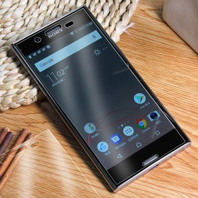 Sony Xperia XA1 Plus/XA2 Plus/XZ1/XZ2/XZ3,非滿版鋼化玻璃保護貼